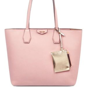 Pink Nine West bag